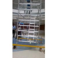 Cheap Home Built - In Ladder Aluminium Mobile Scaffold / Multi Purpose Scaffold Towers for sale