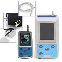 Buy cheap NIBP Monitor 24HOUR Ambulatory Blood Pressure Monitor Holter ABPM 50 + SOFTWARE from wholesalers