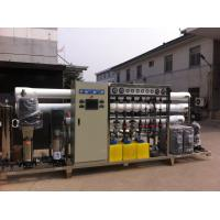 Food Industry Reverse Osmosis System , Packaged Drinking Water Treatment Machine Manufactures