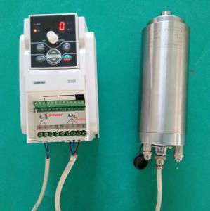 JGD-80 cnc spindle motor kit 2.2kw 380V for metal cut milling machine Manufactures
