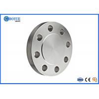 SCH80 Blind Pipe Flanges DN15 - DN600 SSC Test Good Corrosion Resistance Manufactures