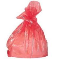 Disposable PE Water Soluble Laundry Bags With Strip Multi Colored Available Manufactures