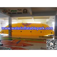 Swimming Pools Inflatable Water Toys ,  Water Blob Launch  For Kids Manufactures