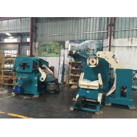 China Automation Nc Servo Coil Feeder Straightener Decoiler Hydrauilc Uses 7 Leveling Roller on sale