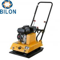 China Easy To Control Vibratory Plate Compactor 30cm Compaction Depth Wacker Plate Compactor on sale