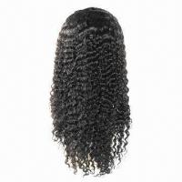 100% Chinese Human Hair Lace Front Wig with Long Lifespan, Customized Colors and Sizes are Accepted Manufactures