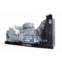 Standby Power 1250Kva Perkins Diesel Power Generator With Engine 4012-46TWG2A Manufactures