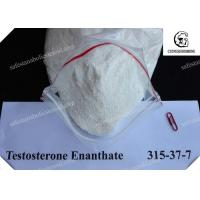 China Injectable Anabolic Steroids Testosterone Enanthate Powder For Muscle Building on sale