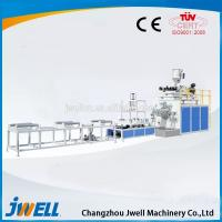 China Jwell PP Super Silent Water Drainage Pipe PVC Pipe Extrusion Process on sale