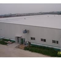 China Construction Design Customize Prefabricated Light Weight Portale Frame Steel Workshop on sale