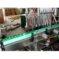 Automatic Glass Plastic Bottle Honey Filling Machine And Capping Machine