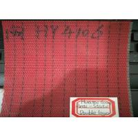China Anti Static Belt Filter Cloth , Polyester Spin Belt For Spunbond Nonwoven Fabric on sale