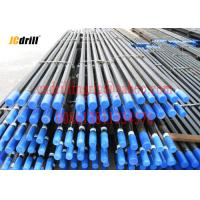 Quality Forging Tapered Rock Drill Rods / Steels 19mm - 41mm Hole Diameter for sale