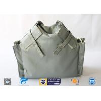 Heated Turbine Good Mechanical Insulation Jacket Covers Manufactures