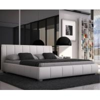 comtemporary leather bed SA27