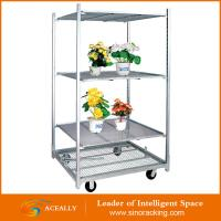 Factory Price Wire Mesh Flower Cart Manufactures
