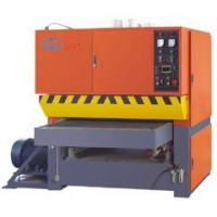 Wide Belt Polishing Machine with Oil Immusion Manufactures