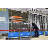 Seven Sector Outside Press Insulating Glass Equipment Manufactures