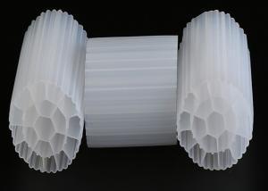 Floating Virgin HDPE Aquaponics Biofilter Media Bio Balls Biocell Manufactures