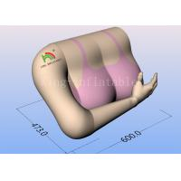 Advertising Nylon Fabric Simulation Thoracic Model For Medical Show ROHS CE UL Manufactures