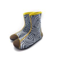 2mm Eco - Friendly Neoprene Water Boots Protectove Toe Design Antiskid Sole Manufactures