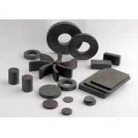 Y30 Sintered Ferrite Magnet , Ceramic Magnet For Speaker Parts