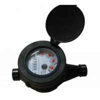 Residential Magnetic Drive Water Meter DN15 - 25 Plastic Manufactures