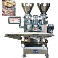 Chocolate Filled Cookie Encrusting and Forming Machines Independent Manufactures