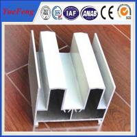 cheap price aluminium profile for aluminium vertical sliding windows frame design Manufactures