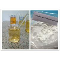 China Odorless Fat Burning Steroids Injectable , Testosterone Propionate Injection 100 Mg/Ml on sale
