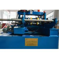 Cheap Galvanized Steel / Blank Steel Cable Tray Roll Forming Machine 20 Roller Stations for sale