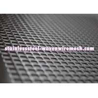 Square Hole Perforated Aluminum Panel , Architectural Perforated Metal Panels Manufactures