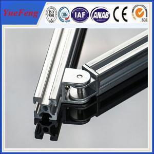 China Hot! 6063 company profile/ v-slot aluminum profile extrusion/ t-slot aluminum profile on sale