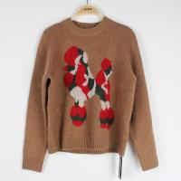 China Winter Jacquard Sweaters For Young Ladies Knitted Pullover Dogs Pattern O Neck on sale