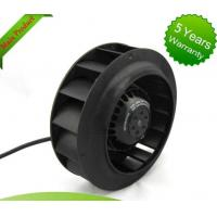 AC Centrifugal Fan Blower , Compact Industrial Ventilation Fans With External Rotor Motor Manufactures