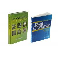 Quality Commercial A4 Landscape Book Printing , PDF Book Printing And Binding Services for sale