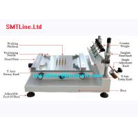 Table Top Led 	SMT Stencil Printer Pcb Screen Printing Machine 12KG Weight