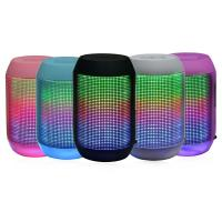 Cheap Subwoofer Bluetooth Mobile Speaker for Dancing With LED Light for sale
