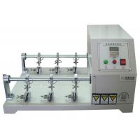 Six Station Leather Preprocessing Flexing Testing Machine Crumpling Resistance Tester Manufactures