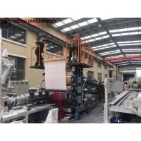 PLC Control PVC Plastic Sheet Production Line With Electric - Magnetic Heater Manufactures