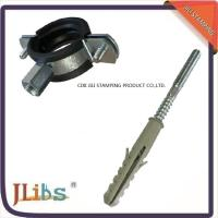 High Pressure Clamps For Pipes Spring Toggle Bolts Cast Iron Industrial Pipe Clamps Manufactures