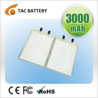 Polymer Lithium Ion Batteries 5C-10C 9759156 ROHS UL For Power Tool Manufactures