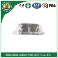 China Top grade new products hot sell oblong aluminum foil container on sale