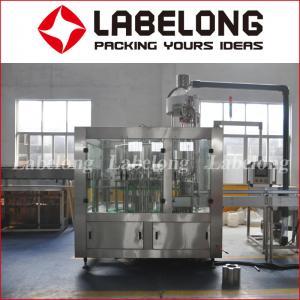 5000BPH Vegetable Oil Filling Machine for PET Bottles Manufactures