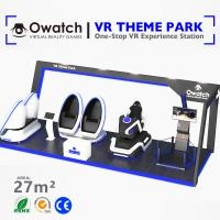 Entertainment project design vr equipment Coin System VR theme park ride Manufactures