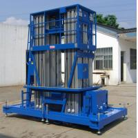 Quality Rated Load 150 kg Hydraulic Lift Platform for Working Height 16 / 18 m wholesale