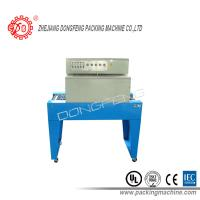 Model no BS-300LD Shrink Tunnel packaging machine, Steel of material,Blue with White color Tunnel  size 300x150mm Manufactures