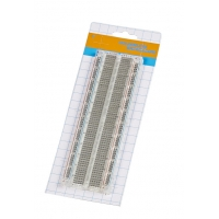 Crystal Interlocking Breadboard Electronic Projects 830 Tie Point Manufactures