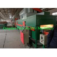 Cheap elastomeric rubber foam production line with recipe and technology for sale