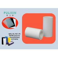Clear 1.5mm Polypropylene Sheet Roll With High Temperature , Heat Resistant Manufactures